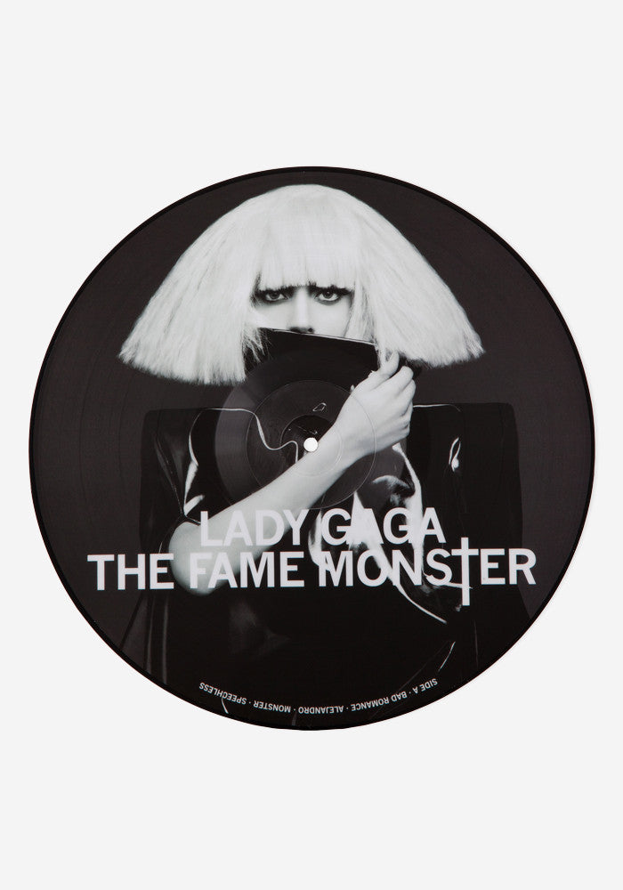 LADY GAGA Fame Monster LP