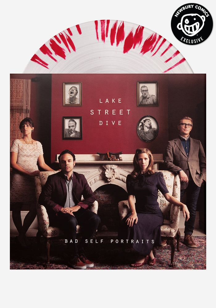 LAKE STREET DIVE Bad Self Portraits Exclusive LP