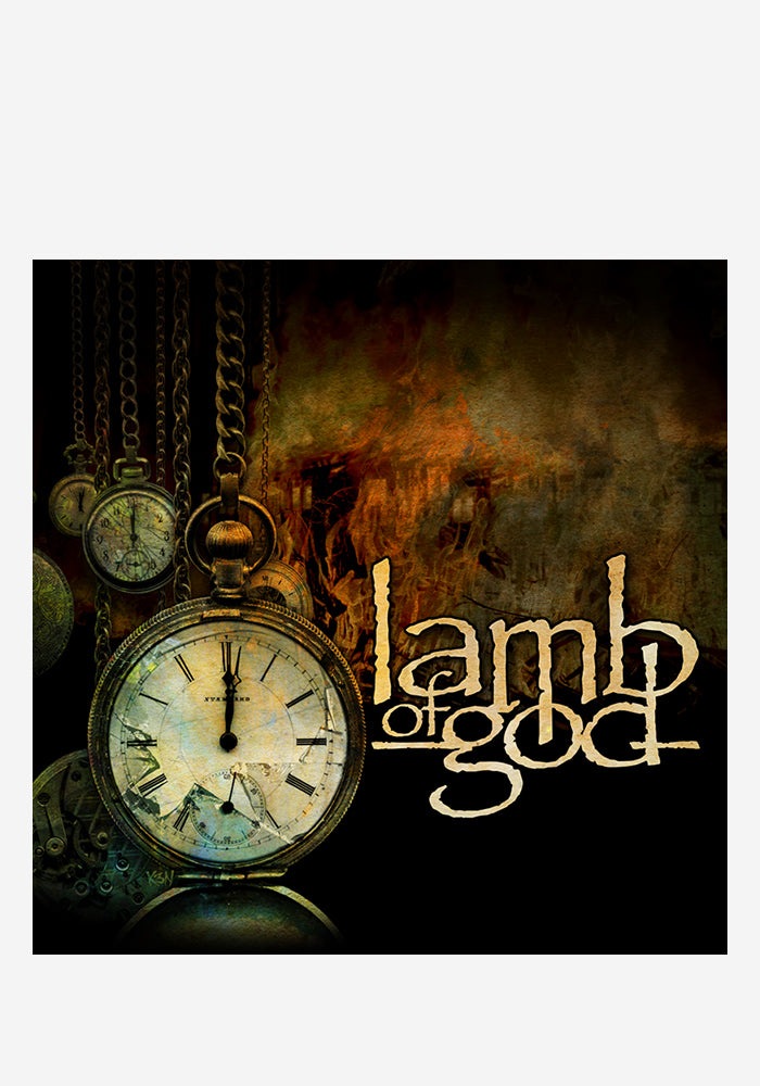 LAMB OF GOD Lamb Of God CD (Autographed)