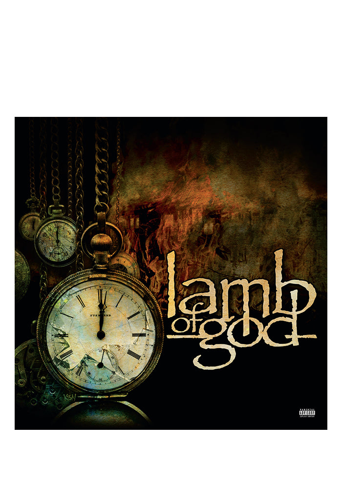 LAMB OF GOD Lamb Of God LP
