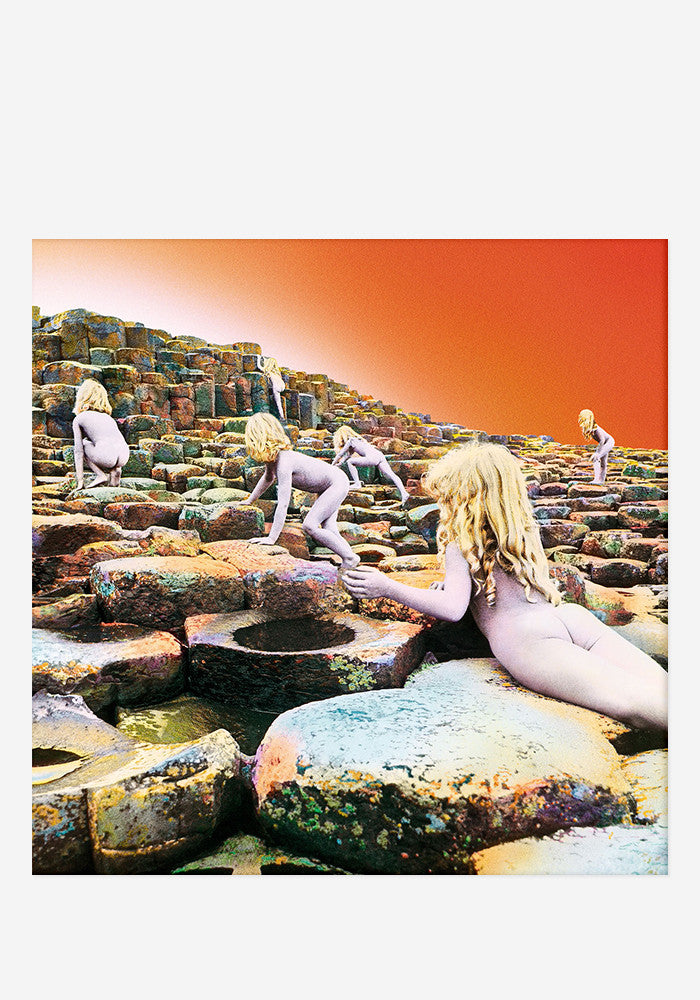 LED ZEPPELIN Houses Of The Holy  LP Remastered