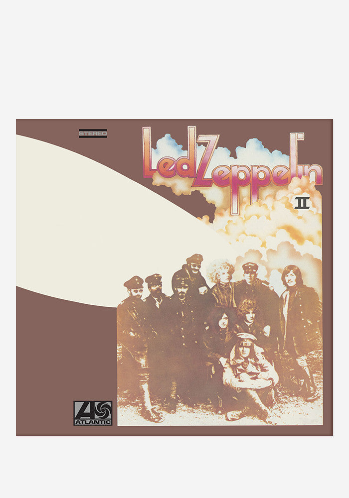 LED ZEPPELIN Led Zeppelin II LP Remastered