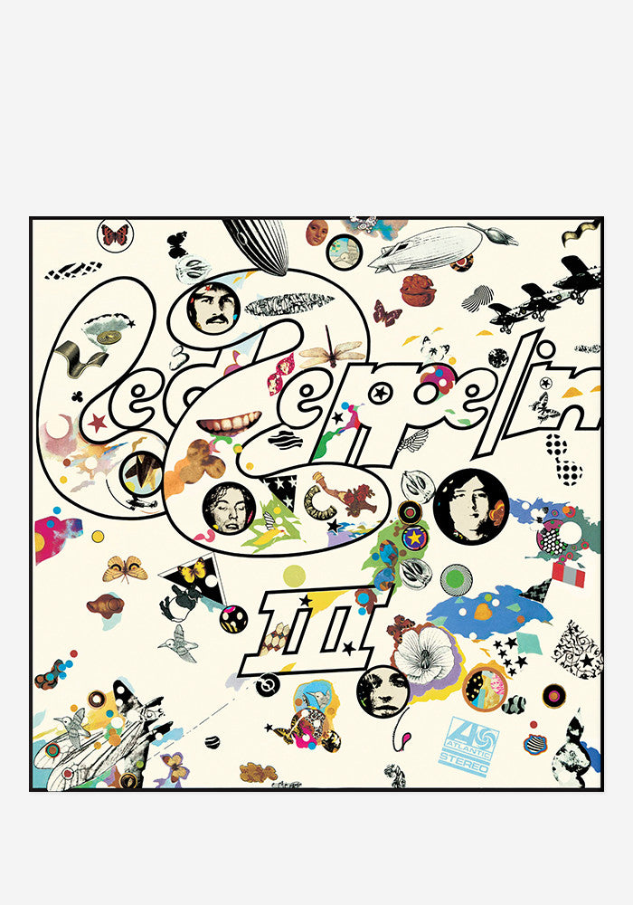 LED ZEPPELIN Led Zeppelin III LP Remastered