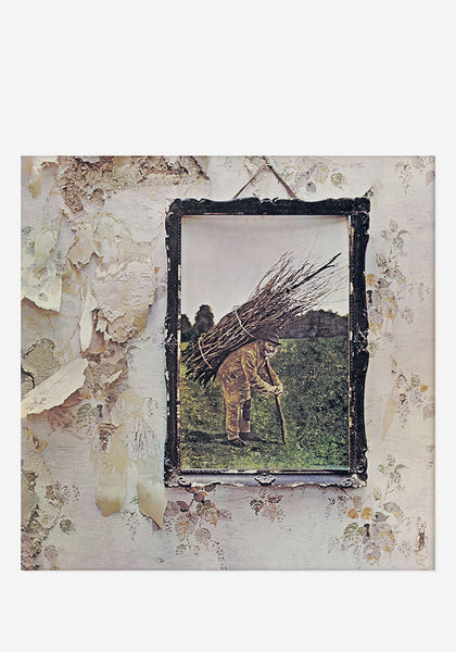 Led Zeppelin Led Zeppelin Iv Lp Remastered Vinyl Newbury