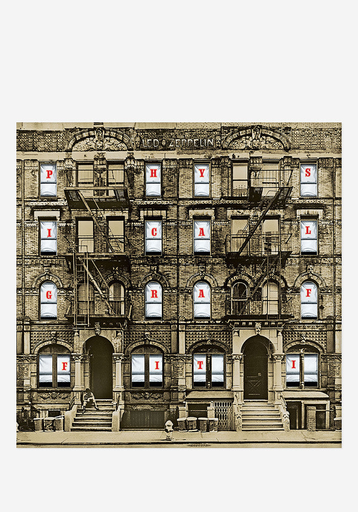 LED ZEPPELIN Physical Graffiti 2 LP