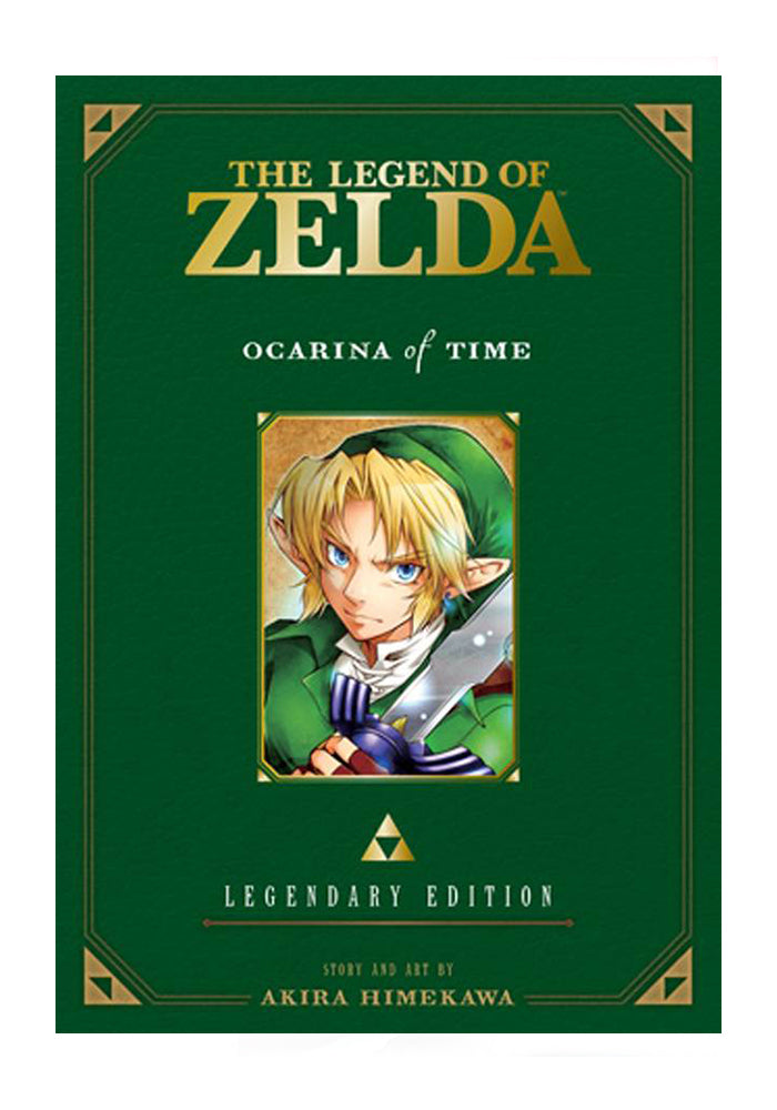 VIZ MEDIA Legend Of Zelda: Ocarina Of Time Legendary Edition Vol 1 Manga