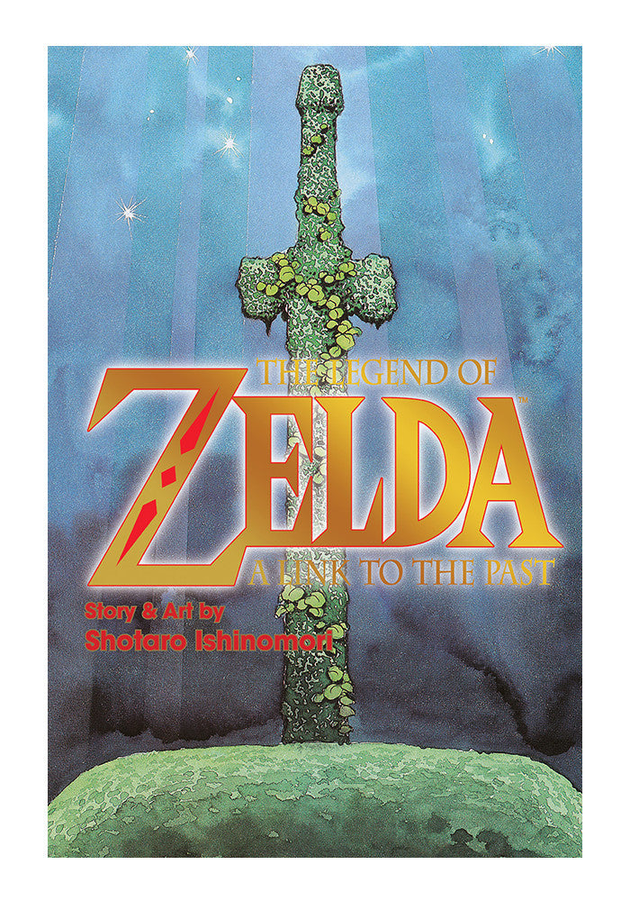 VIZ MEDIA Legend Of Zelda: A Link To The Past