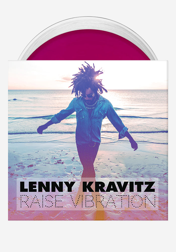 LENNY KRAVITZ Raise Vibration 2 LP (Color)