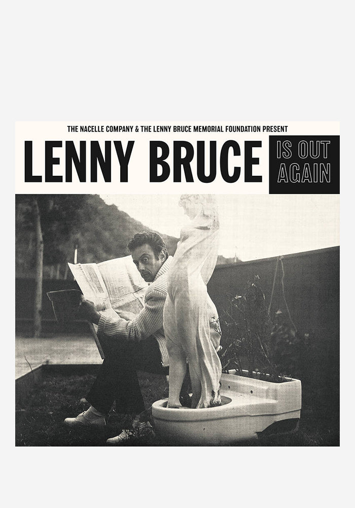 LENNY BRUCE Lenny Bruce Is Out Again LP