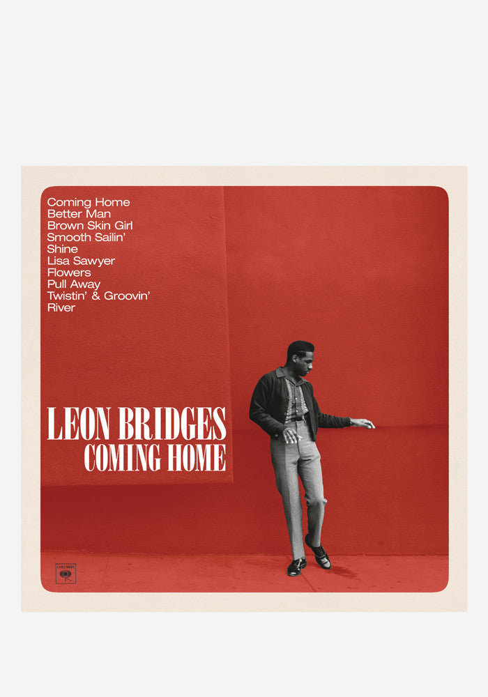 LEON BRIDGES Coming Home LP