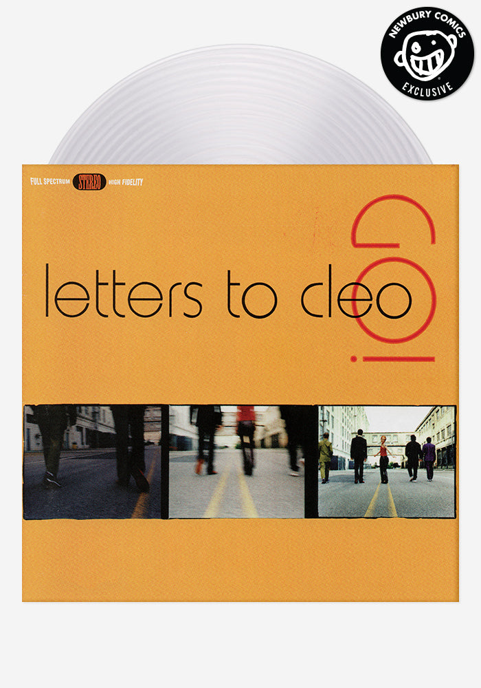 LETTERS TO CLEO Go! Exclusive LP