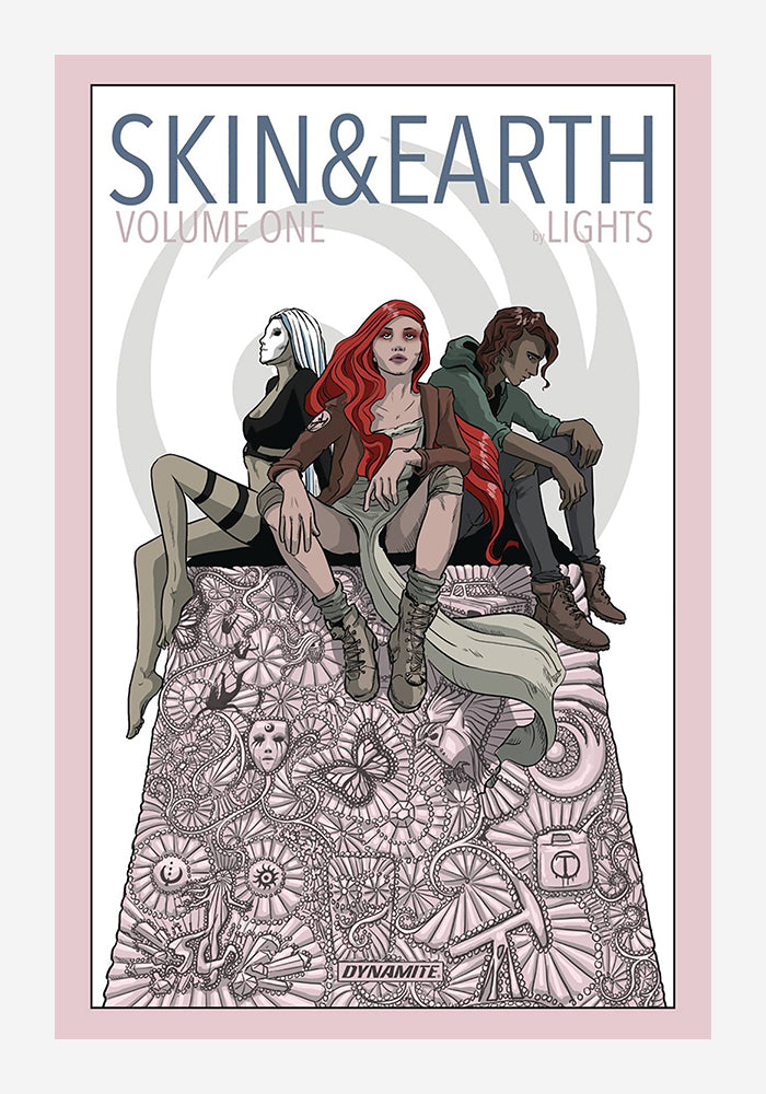 DYNAMIC FORCES Skin & Earth Graphic Novel (Hardcover)
