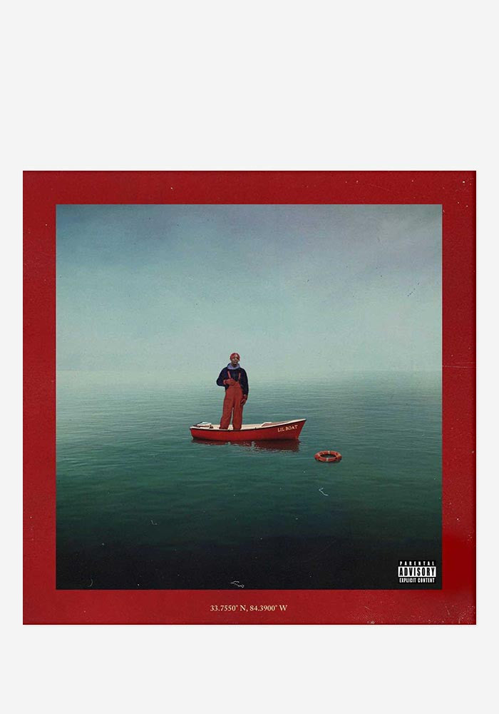 LIL YACHTY Lil Boat LP (Color)