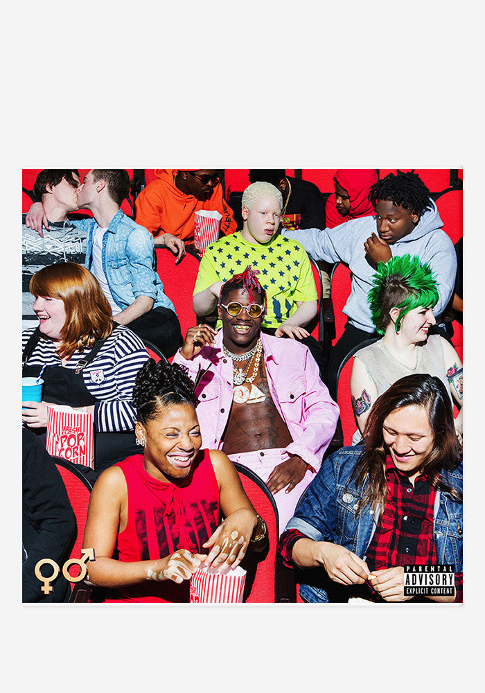 LIL YACHTY Teenage Emotions With Autographed CD Booklet