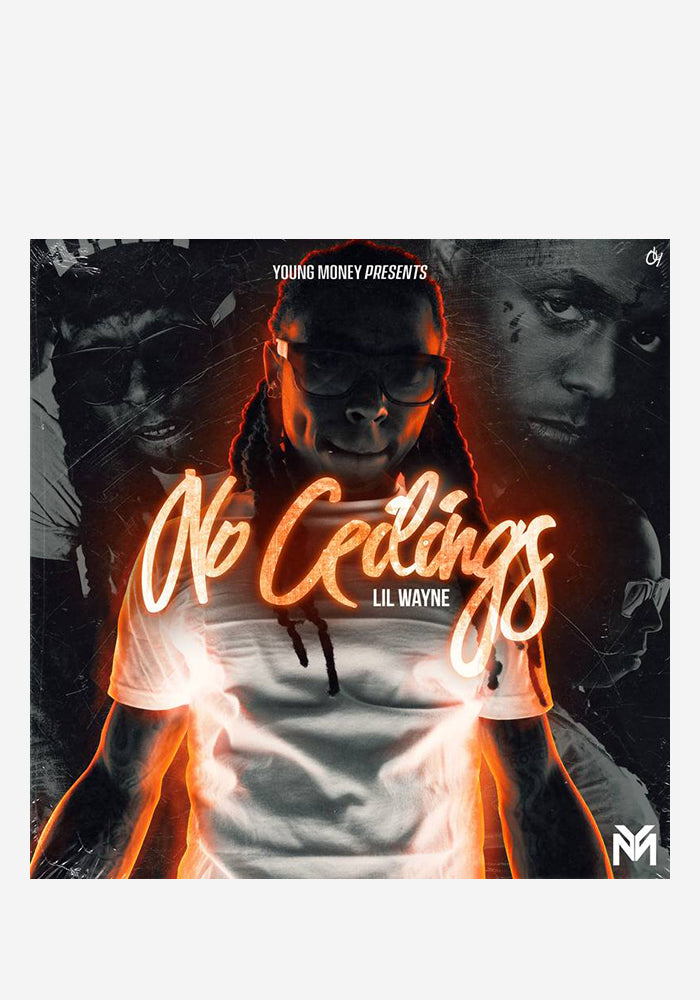 LIL WAYNE No Ceilings CD