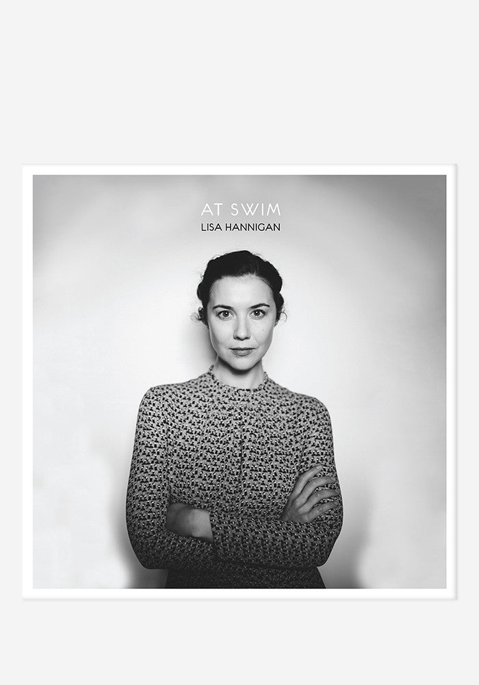 LISA HANNIGAN At Swim With Autographed CD Jewel Case