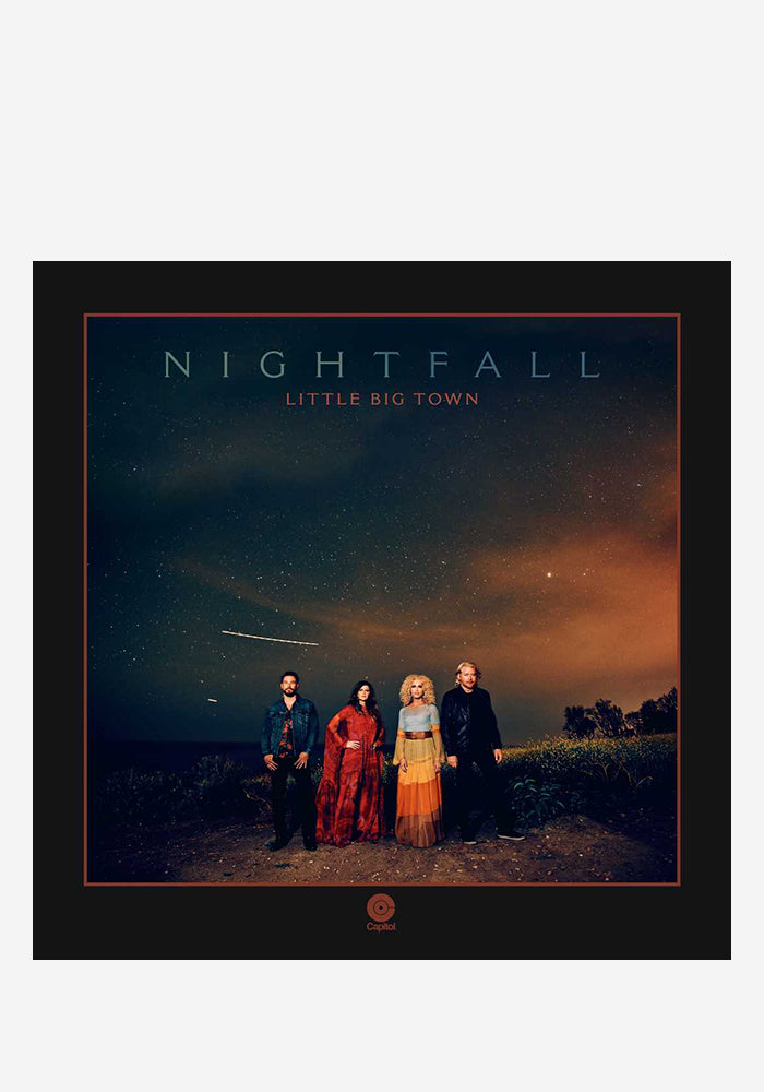 LITTLE BIG TOWN Nightfall CD (Autographed)