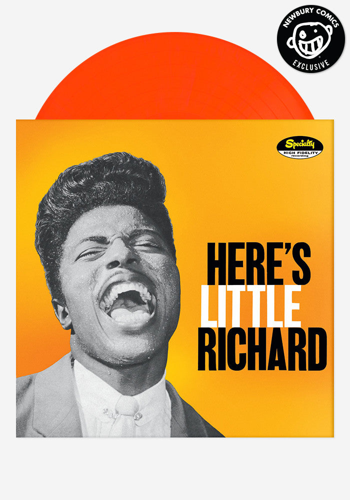 LITTLE RICHARD Here's Little Richard Exclusive LP