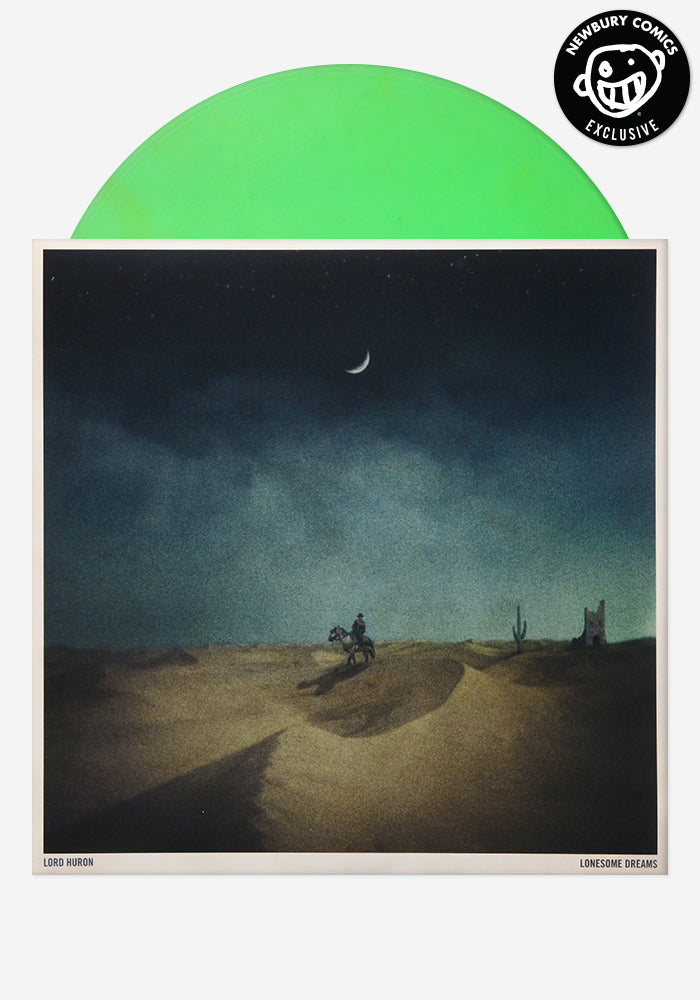 LORD HURON Lonesome Dreams Exclusive LP