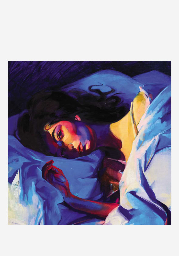 LORDE Melodrama Deluxe Edition LP (Color)