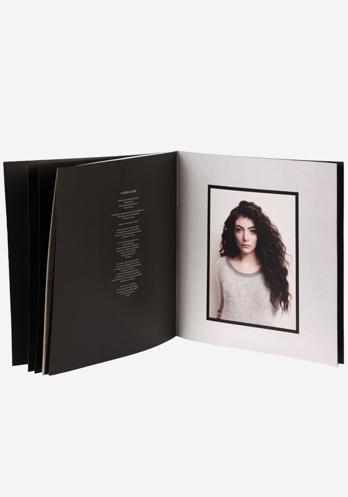 LORDE Pure Heroine Exclusive LP