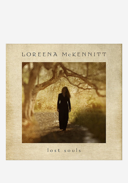 Loreena Mckennitt Lost Souls With Autographed Cd Booklet