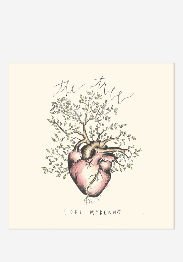 LORI MCKENNA The Tree CD With Autographed Booklet