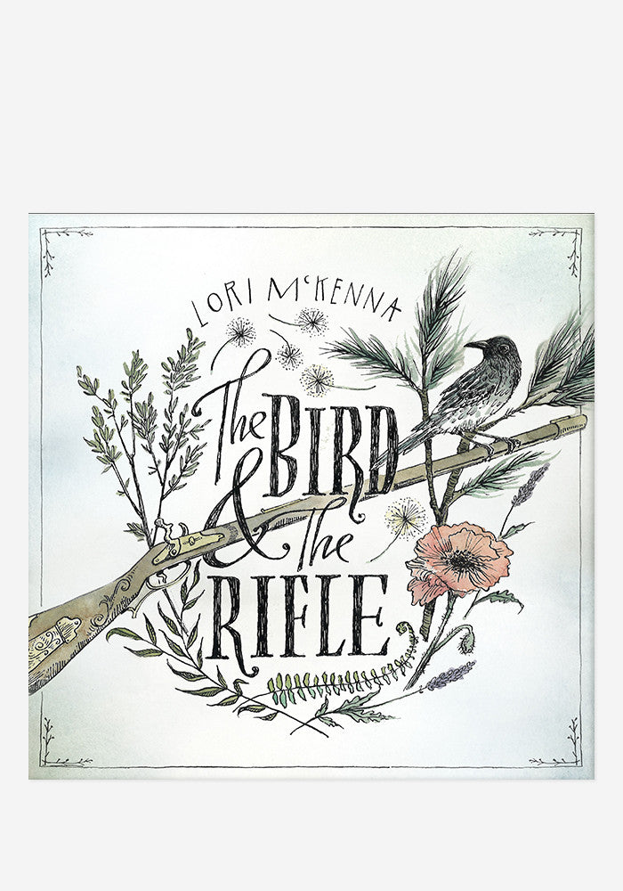 LORI MCKENNA The Bird & The Rifle With Autographed CD Booklet