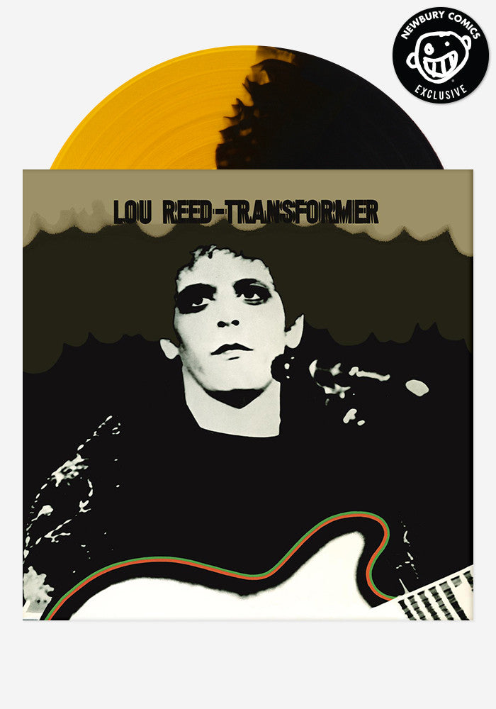 LOU REED Transformer Exclusive LP