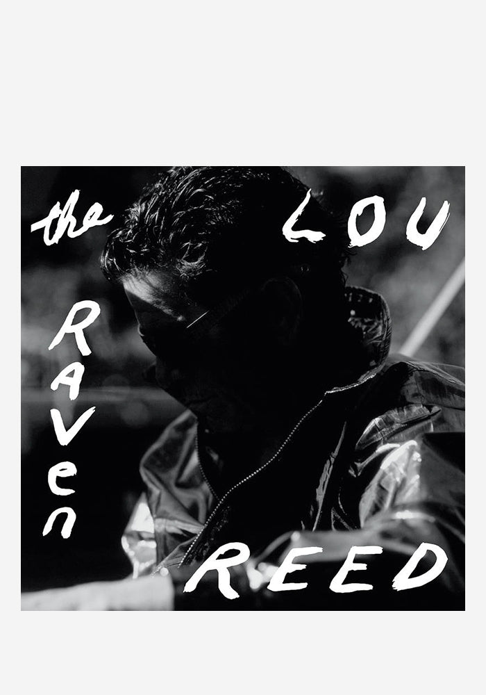 LOU REED The Raven 3LP