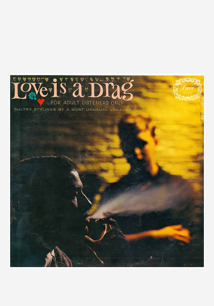 LOVE IS A DRAG For Adult Listeners Only LP (Color)