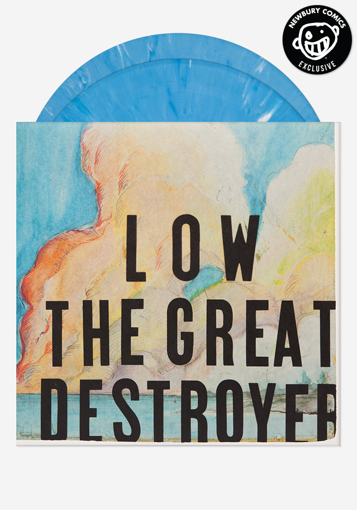 LOW The Great Destroyer Exclusive 2 LP