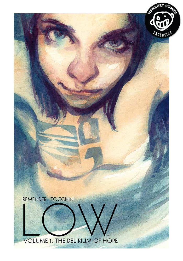 IMAGE COMICS Low Vol 1 The Delirium Of Hope Exclusive Variant Graphic Novel
