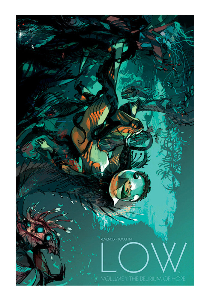 IMAGE COMICS Low Volume 1: Delirium of Hope
