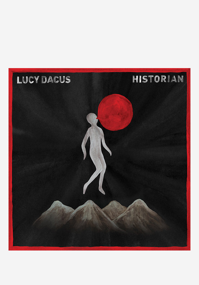 LUCY DACUS Historian LP (Color)