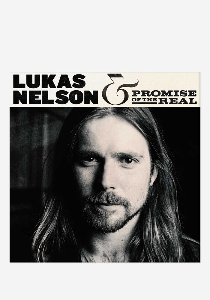 LUKAS NELSON & PROMISE OF THE REAL Lukas Nelson & Promise Of The Real With Autographed CD Booklet