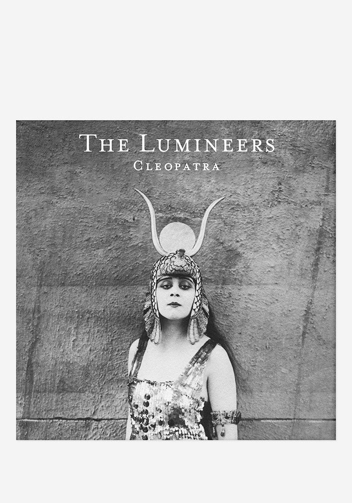 THE LUMINEERS Cleopatra Deluxe 2 LP