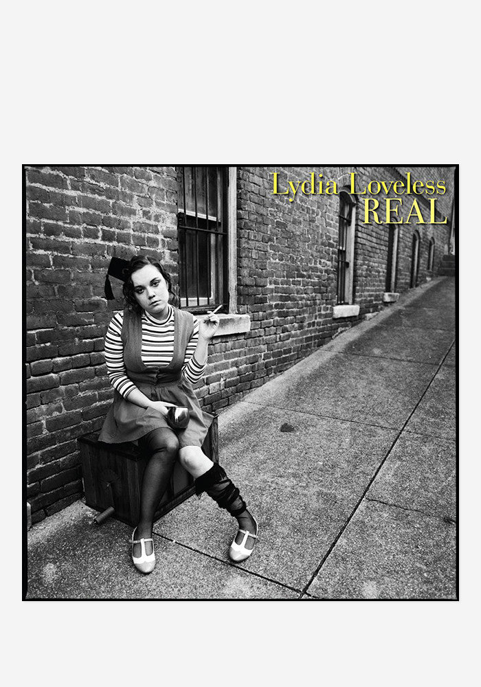 LYDIA LOVELESS Real CD With Autographed Boy Crazy EP