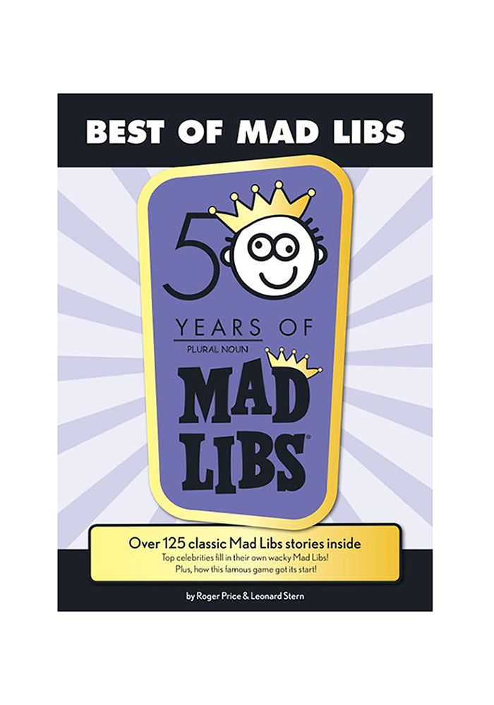MAD LIBS Best of Mad Libs