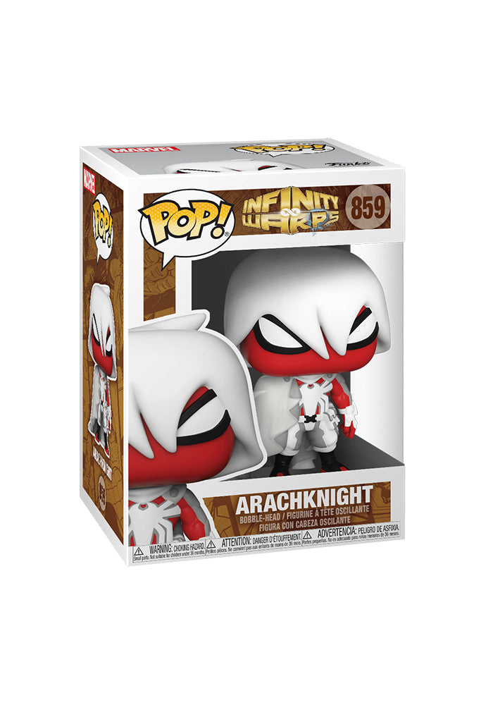 MARVEL Funko Pop! Marvel: Infinity Warps - Arachknight