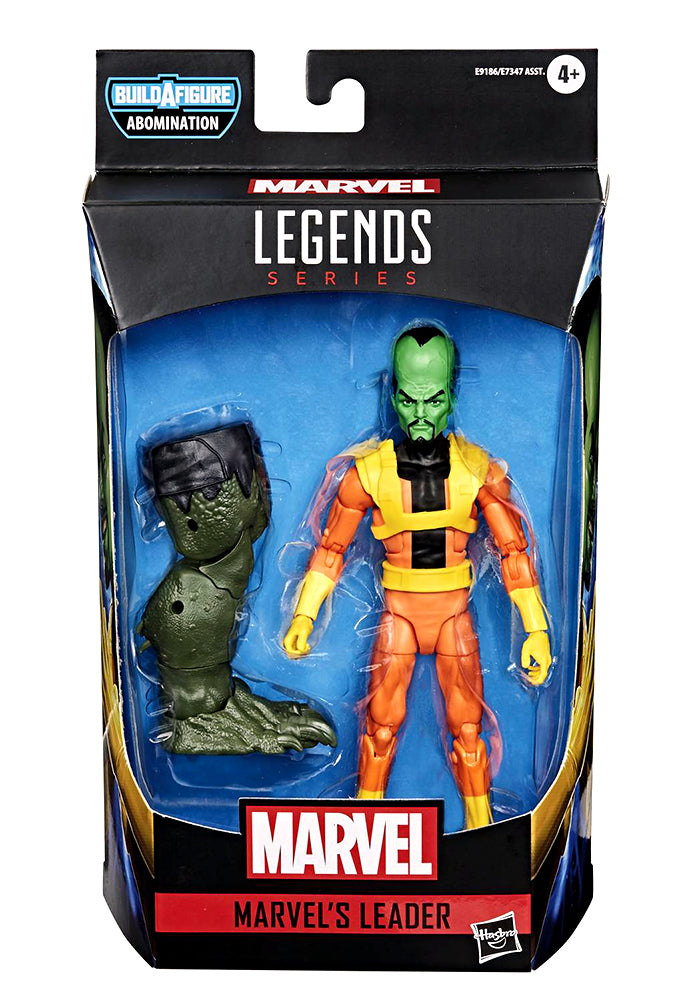 MARVEL Marvel Legends Avengers 6-Inch Action Figure - Leader