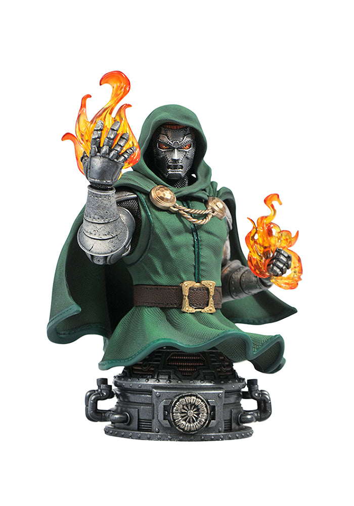 MARVEL Marvel Select Doctor Doom Bust