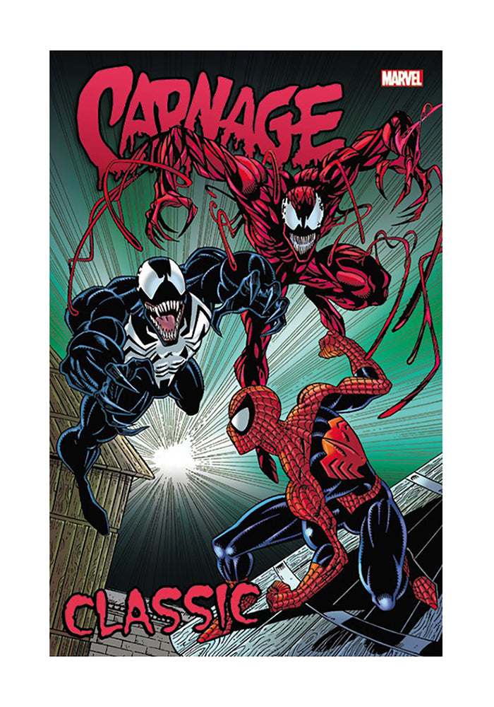 MARVEL COMICS Carnage Classic Graphic Novel