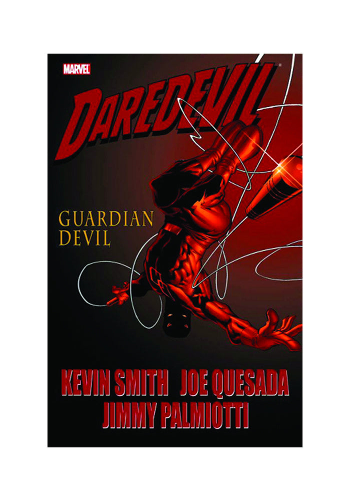 MARVEL COMICS Daredevil: Guardian Devil Graphic Novel