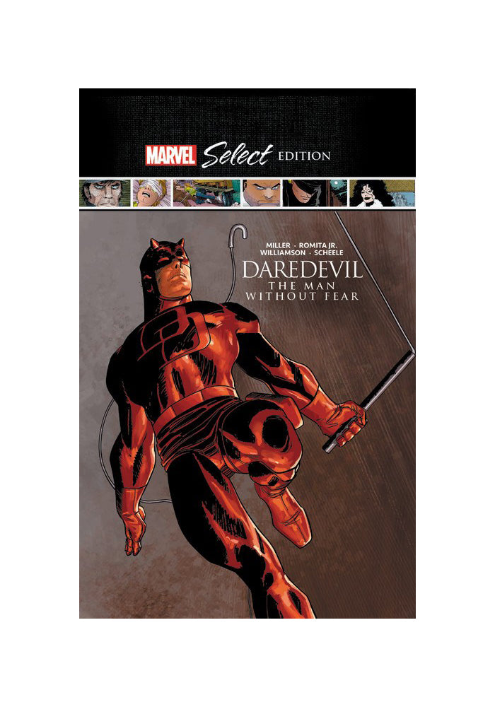 MARVEL COMICS Daredevil: The Man Without Fear Marvel Select Edition Hardcover Graphic Novel