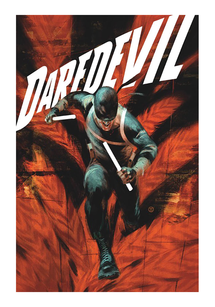 MARVEL COMICS Daredevil by Chip Zdarsky Vol. 4: End of Hell Graphic Novel