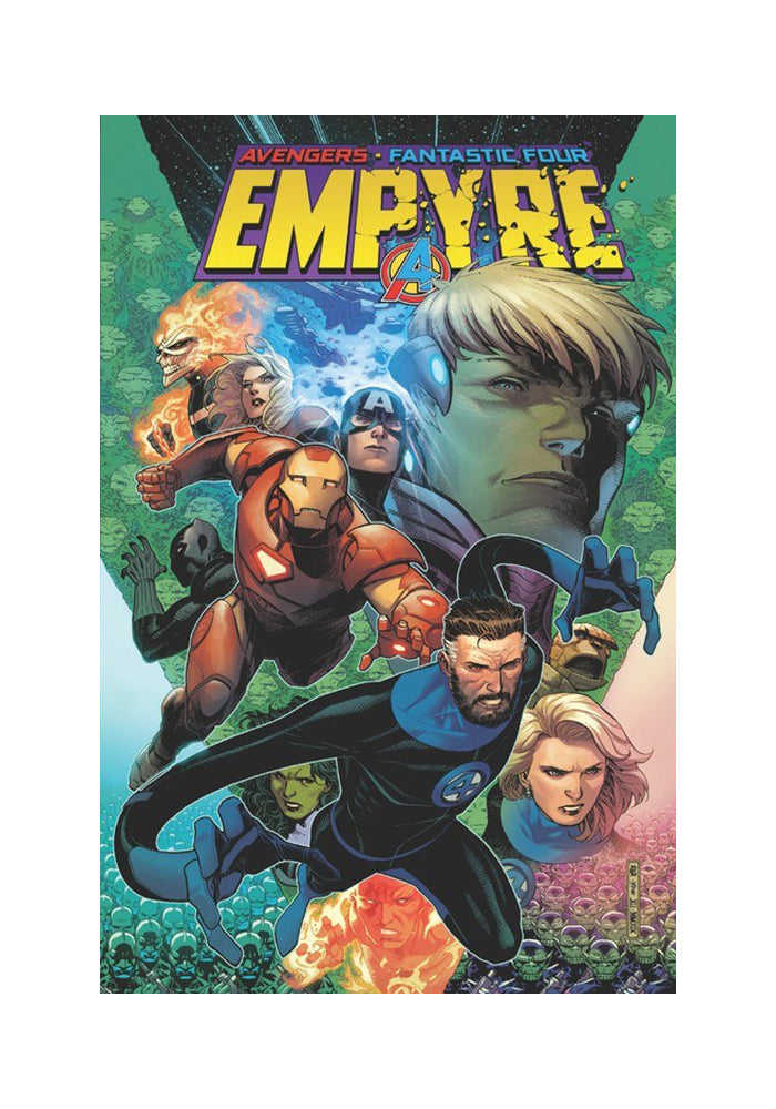 MARVEL COMICS Empyre Graphic Novel