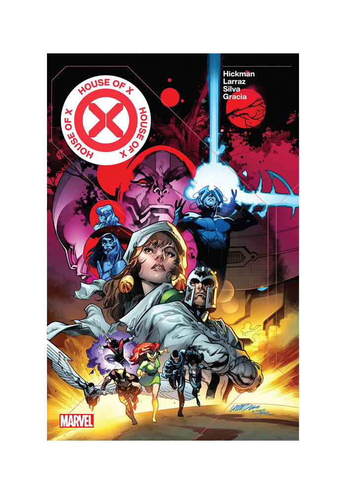 MARVEL COMICS House of X / Powers of X Graphic Novel