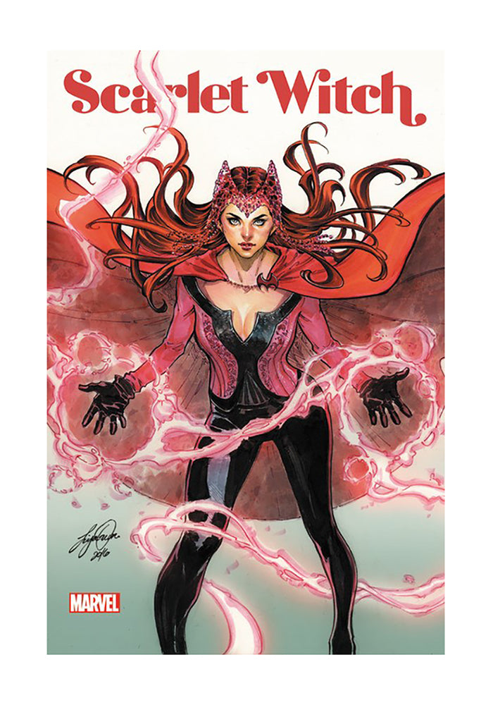 MARVEL COMICS Scarlet Witch by James Robinson: The Complete Collection Graphic Novel