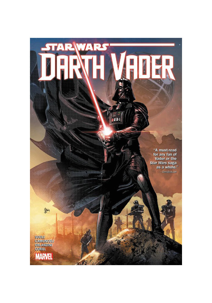 MARVEL COMICS Star Wars: Darth Vader: Dark Lord Of The Sith Vol. 2 Hardcover Graphic Novel